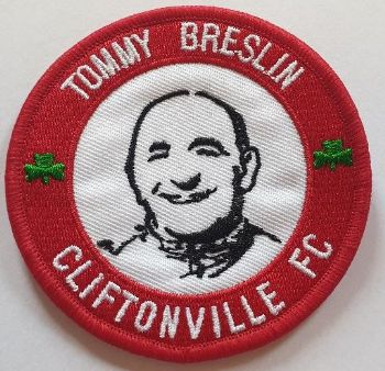 'Tommy' patch